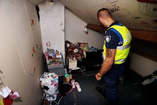 Niet alle woningen van arbeidsmigranten voldeden aan de eisen van gezonde huisvesting.