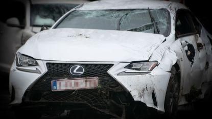 Veertiger vlucht voor alcoholcontrole en crasht bij politieachtervolging in Oudenaarde