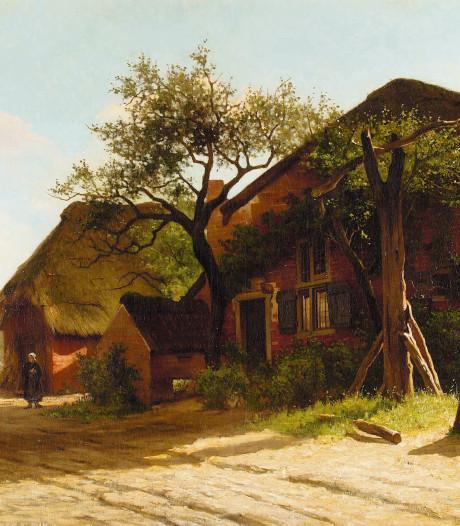 Twee 'nieuwe' schilderijen uit Dongen ontdekt en te zien in Stedelijk Museum Breda