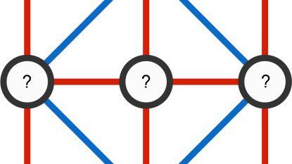 Los jij onze maandagpuzzel op? Enkel echte puzzelaars kunnen dit vierkant kraken