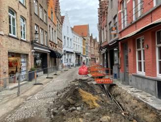 """Sint-Amandsstraat ondergaat metamorfose: """"We willen deze straat gezelliger dan ooit maken"""""""