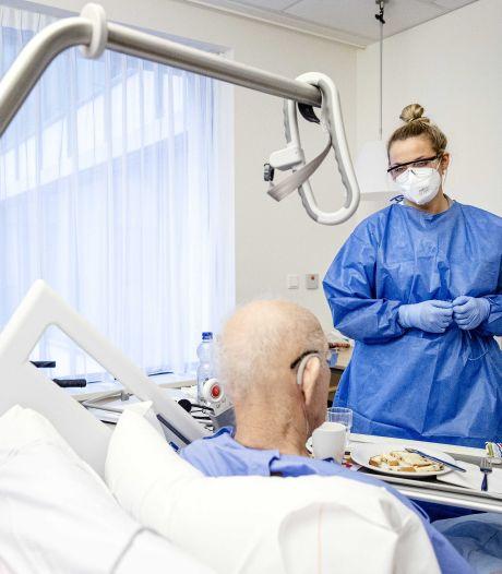 Delfts ziekenhuis nog steeds open voor iedereen