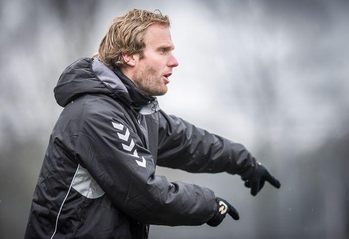Niek Loohuis wordt de nieuwe trainer van PEC Zwolle O21.