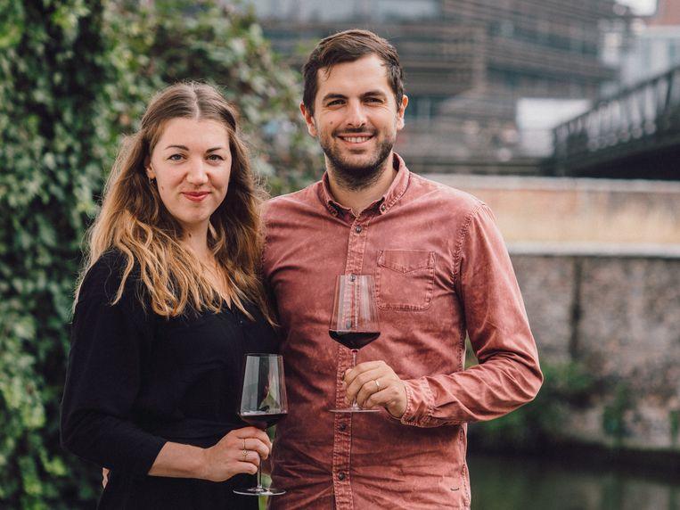 Ona Rombaut en Arne Braeckman Beeld RV