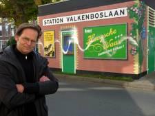 Muurschildering van Van Kooten en De Bie is beklad: 'Buurt is er goed ziek van en ik ook!'