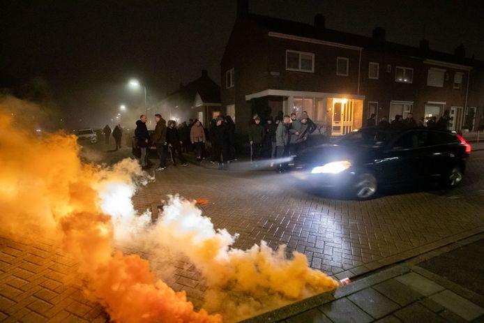 Drie zaterdagavonden was het onrustig op Urk met vuurwerk en rellen.