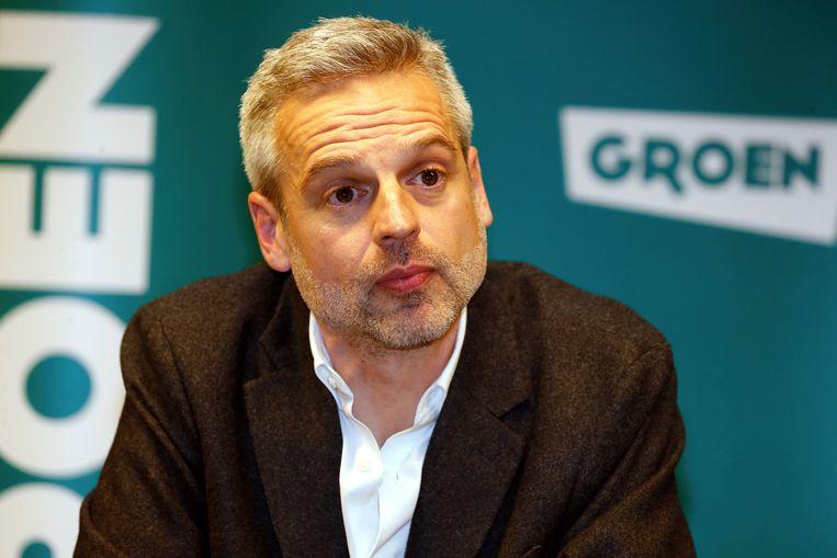Bogdan Vanden Berghe wordt de nieuwe politieke directeur bij Groen. Beeld BELGA