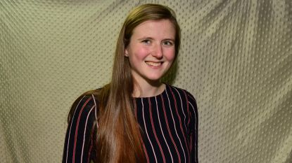 Ellen Vereman (19), benjamin in de gemeenteraad