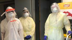 """Dit zijn de verzorgers in zwaarst getroffen rusthuizen in Leuven: """"We moeten hartverscheurende beslissingen maken"""""""