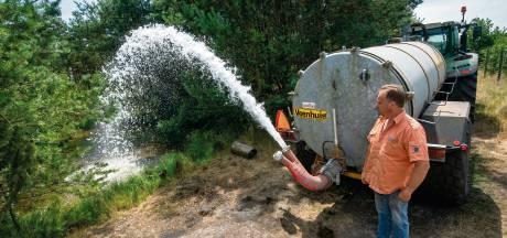 Gemeente Rheden moet noodgedwongen water putten uit de IJssel