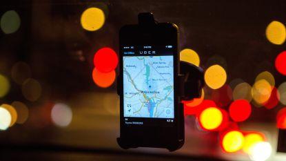 Rechter: UberX mag blijven opereren in Brussel