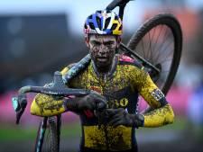 Wout van Aert grand favori des Championnats de Belgique de cyclocross