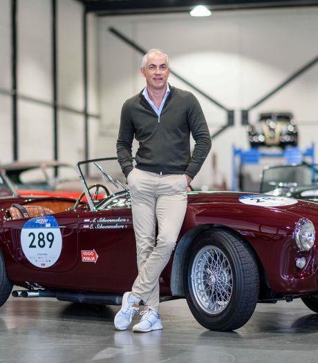 S2 Classic Cars Hengelo, de uit de hand gelopen hobby van een ware collectioneur: 'Wat ik zelf wil zien bij restauratie kon ik bij anderen niet vinden'