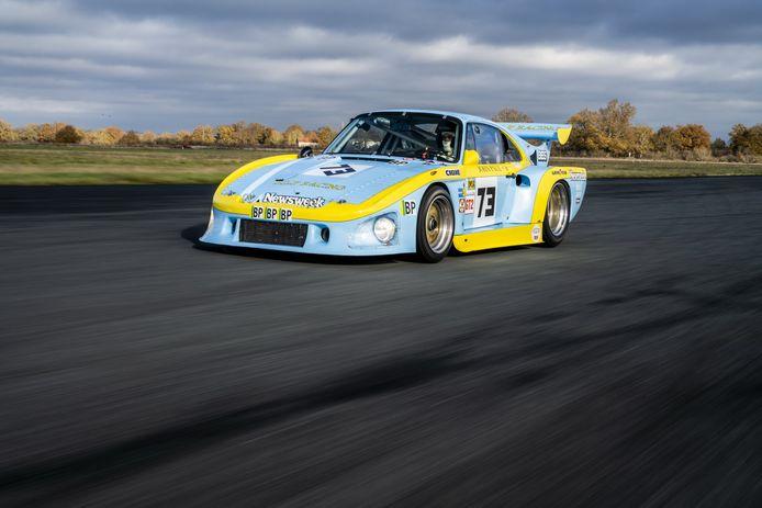 Porsche JLP-2.