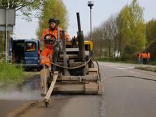 Gevaarlijke Oude Veerseweg in Oosterhout eindelijk op de schop