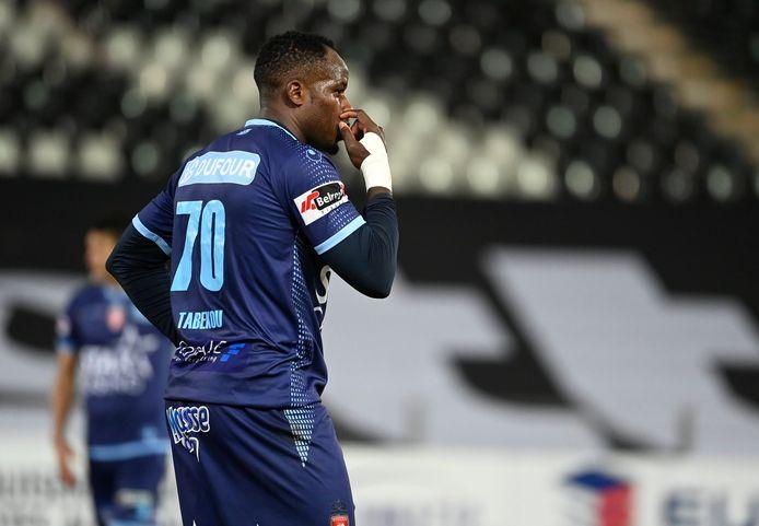 Serge Tabekou.