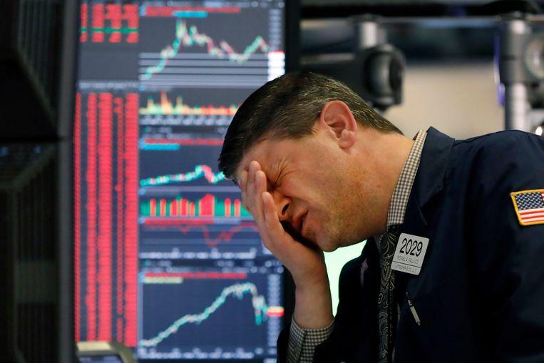 De New York Stock Exchange.  Beeld AP