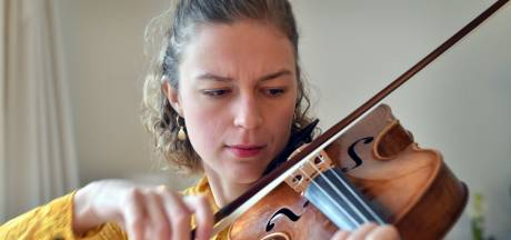 Lotte  uit Diepenheim brengt muziek in Twentse landgoederen: 'Mooier kunnen we het niet maken'