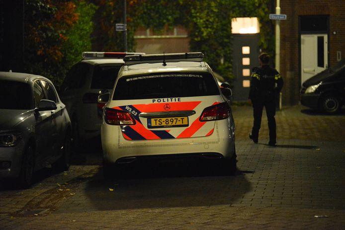 Melding over schietpartij in Breda.