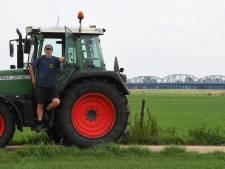 Boeren balen van beperkingen bij brug van Grave: 'Ieder ritje duurt drie kwartier langer'