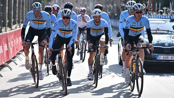 WK kort | Evenepoel klaar om Van Aert aan titel te helpen, UCI-voorzitter langer aan het roer