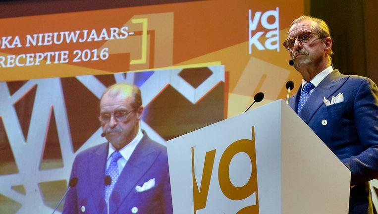 Voka-voorzitter Paul Kumpen. Beeld PHOTO_NEWS
