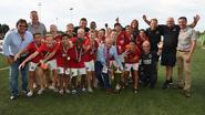 Bestuur miniementornooi reikt 33ste trofee uit aan AZ