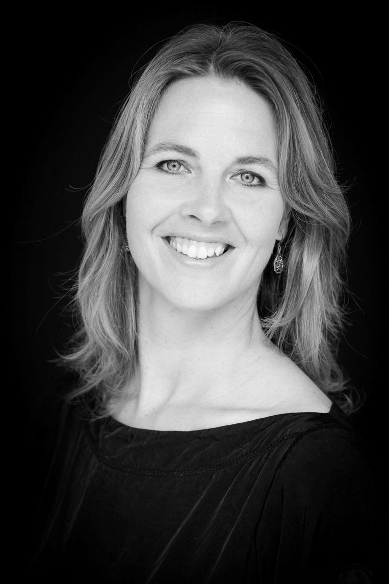 Veroni Larsen, partner bij economisch adviesbureau LPBL in Amsterdam. Beeld Helene Wiesenhaan Photography