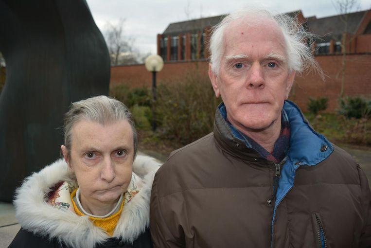 Laurette en Luc De Vos blijven verder procederen om hun internering te ontlopen.