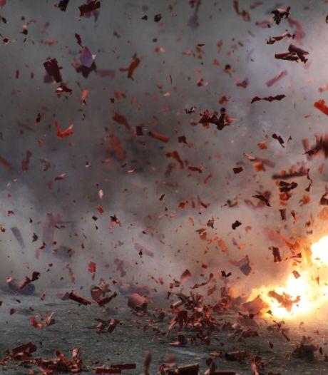 Helmond: 45.000 euro schade door vuurwerk; burgemeester pleit voor permanent verbod