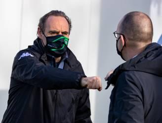 """Cercle Brugge stelt Yves Vanderhaeghe officieel voor als nieuwe trainer: """"Negatieve spiraal snel ombuigen"""""""