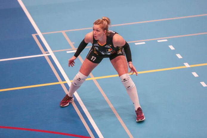 """Ilka Van de Vyver: """"Met Stuttgart realiseer ik een droomtransfer."""""""