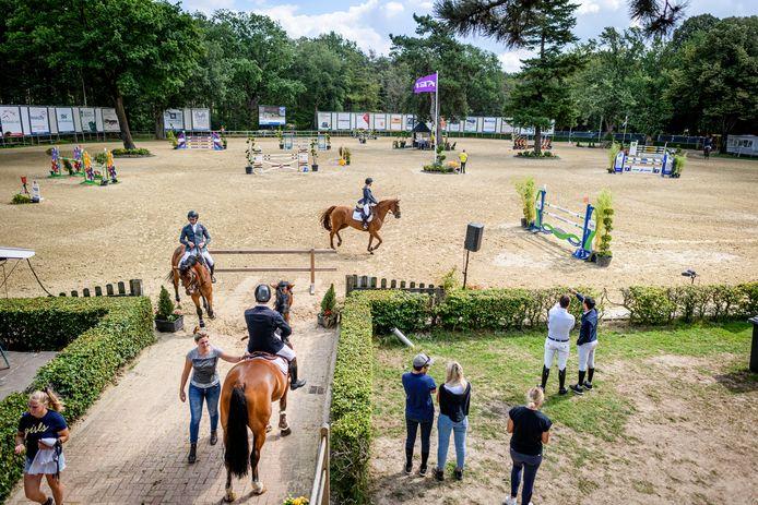 Outdoor Wierden werd afgelopen jaar in aangepaste vorm gehouden.