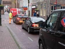 Bezorghoreca mag voorlopig nog wél parkeren in de autoluwe binnenstad van Amersfoort