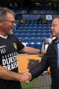 Topper Cambuur-De Graafschap met 1500 fans