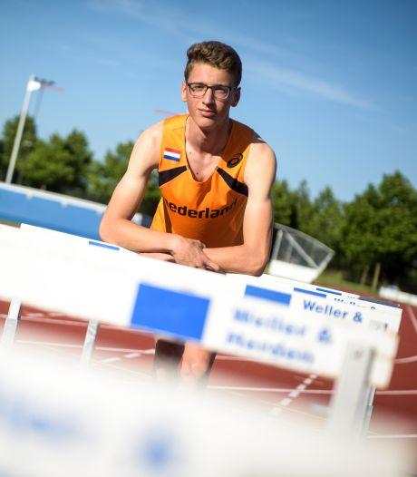 Tienkamper Sven Roosen met hoge score net naast podium EK junioren
