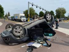 Une course-poursuite se termine par un accident à Borgerhout: un nourrisson de 15 jours emmené à l'hôpital