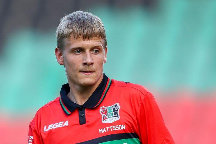 """Magnus Mattsson: ,,Ik wil de Nederlandse voetbalfans het beste van mezelf laten zien."""""""