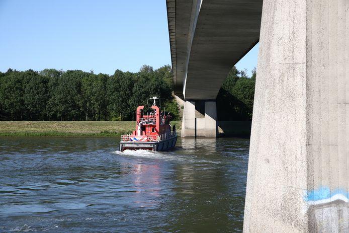 De brug van de Provincialeweg N835. Foto ter illustratie,