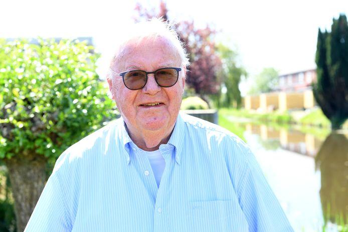 Rob Lormann was in 1980 medeoprichter van tennisclub Het Bossche Lijntje in Zevenbergschen Hoek. 'Jammer dat we in 2020 door corona ons 40-jarig jubileum niet hebben kunnen vieren.'
