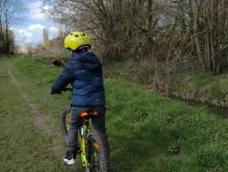 Mountainbikeroute nabij speeltuin in Eindhout krijgt 'kindvriendelijk' label