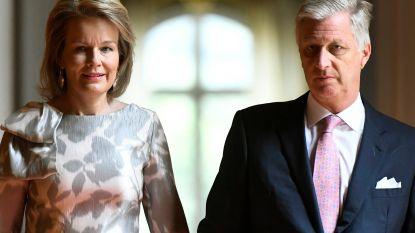 Koning Filip en koningin Mathilde komen naar Terneuzen voor viering 75 jaar bevrijding