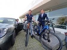 Van Porsche naar Gazelle: de sportauto's van Snellers maken plaats voor e-fietsen