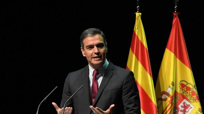 Spaanse regering gaat negen opgesloten Catalaanse separatisten gratie verlenen