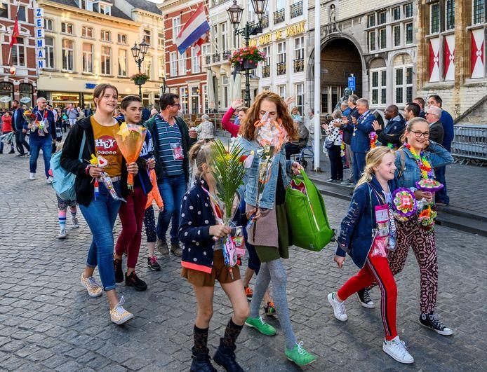 Bij het feestelijke défilé in 2019 leek er nog geen vuiltje aan de lucht voor de Bergen op Zoomse Avondvierdaagse. Maar na het afgelaste jubileum vorig jaar gaat de 75e editie ook in 2021 niet door vanwege corona.