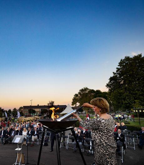 Bevrijding gevierd in Helmond, met een kritisch geluid