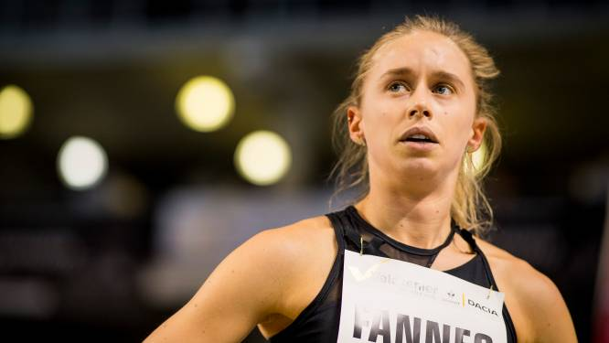 """Mirte Fannes klaar om haar eindspurt te tonen op de 800 meter: """"Ik ben niet van plan de kastanjes uit het vuur te halen voor de anderen"""""""