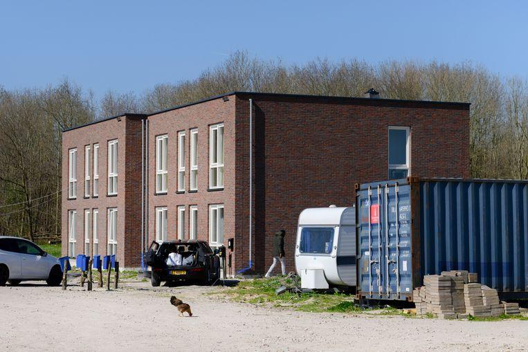 Het idealistische woonproject Diamondiaal in Almere Beeld