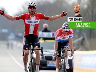 """Onze analist Tom Boonen voorspelde de winnaar én bekroont hem nu ook: """"Asgreen is dé man van het Vlaamse voorjaar"""""""