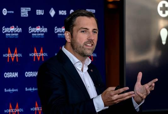Executive producer Sietse Bakker.